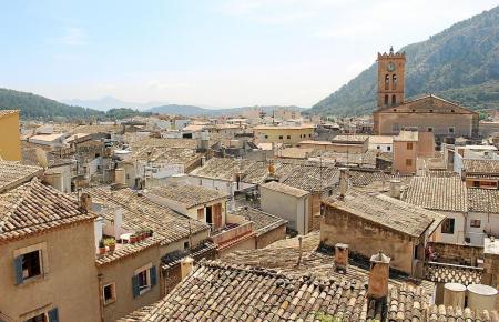 Laut einer Studie tummeln sich in Pollença die meisten Touristen pro Einwohner.