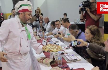 Die Kür der besten Pizza auf Mallorca.