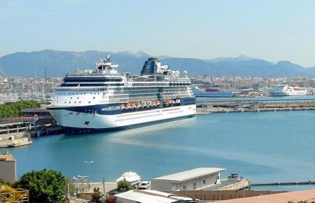 Die Türkei wird zu einer Konkurrenz für den Kreuzfahrttourismus auf den Balearen.