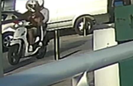 Ein Foto von den Verdächtigen.