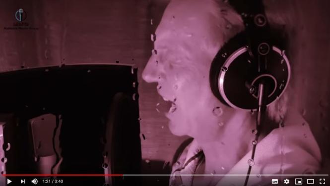 Mit einem Musikvideo wirbt Tomas Friedrich alias Tomas de Niero für Organspenden. Er selber wartet auf eine neue Niere.
