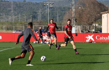 Anfang 2017 hat schon Hertha BSC Berlin auf dem Gelände von Real Mallorca in Son Bibiloni trainiert.