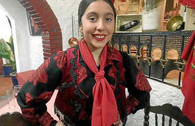 Die zwölfjährige Claudia Calle träumt von einer Karriere als Tänzerin.