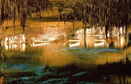 Was für ein Traum! Voilà, die Drach-Höhle...