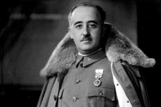 Francisco Franco starb am 20. November 1975.