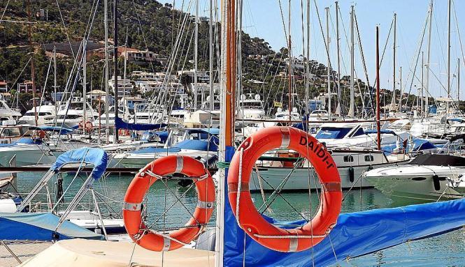 Die Zahl großer Yachten hat in den vergangenen Jahren zugenommen.