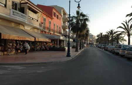 Hier in Port d'Andratx ereignete sich die Tragödie.