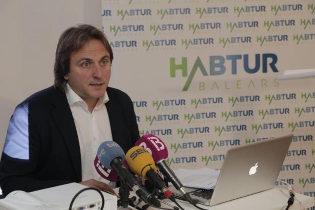 Habtur-Chef Joan Miralles.