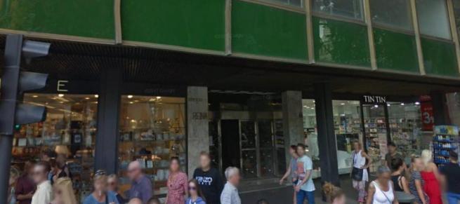 In diesm Haus in Palma befindet sich das Büro von Europa Press.