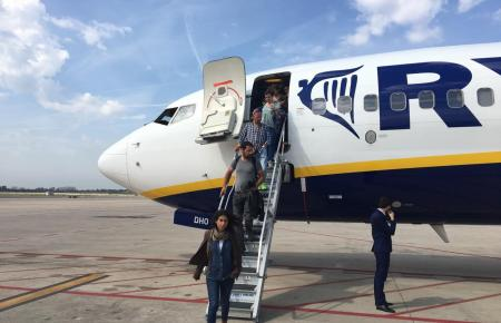 Flüge von Mallorca aufs spanische Festland dauern meist nicht länger als eine Fahrt mit dem Bus.