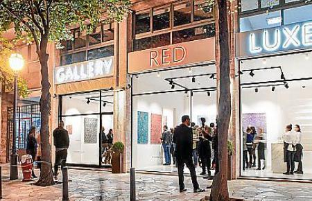Die Ausstellung von Federico Miró in der Gallery Red ist seine erste Einzelschau auf Mallorca.