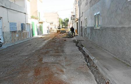 Porto Cristo besser in den Wintermonaten viele Straßendecken aus.