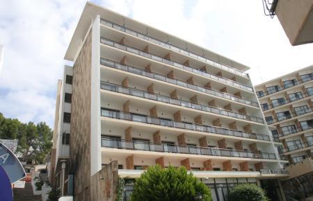Aus diesem Hotel war die Italienerin 2011 gefallen und verstorben.