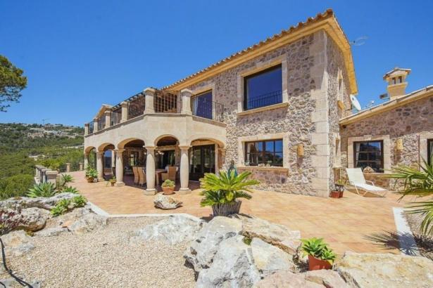 Diese Villa wurde auf idealista.com mit am häufigsten angeklickt.