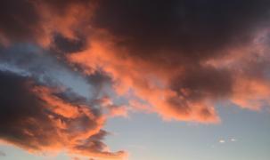Sonnenuntergang in Can Pastilla