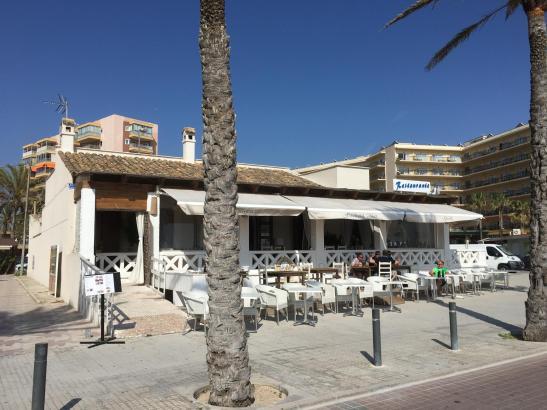 In der Nebensaison ist alles recht leer in Can Pastilla und an der Playa.