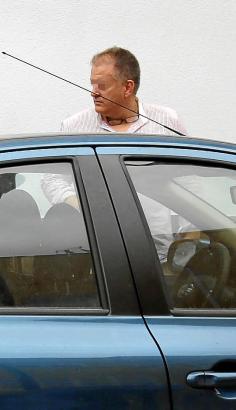 Der vorübergehend verhaftete Chef der Geldwäscheeinheit auf Mallorca.