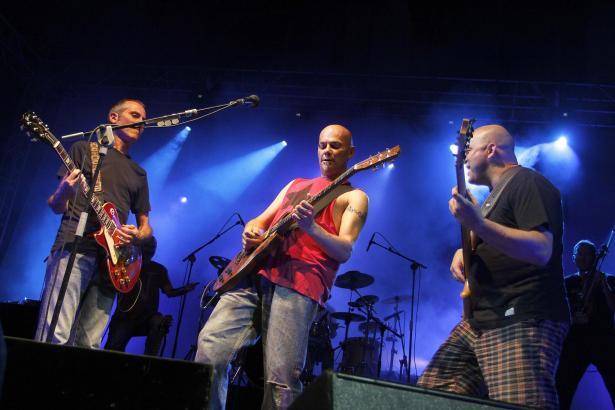 Celtas Cortos sind schon seit mehr als 30 Jahren ein fester Bestandteil der spanischen Musikszene.