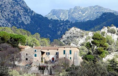 Die Possessió Comasema auf Mallorca.