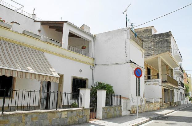 Wohnhäuser in Can Pastilla.