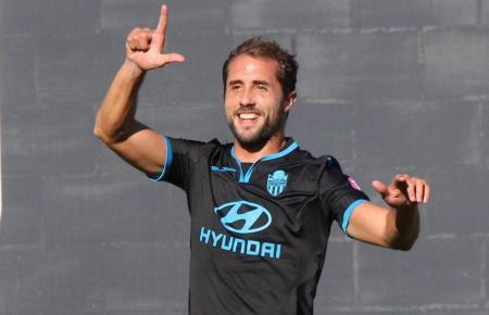 Canario machte in Lleida seinen vierten Saisontrefer. Zum Sieg hat es für Atlético Baleares aber nicht gereicht.