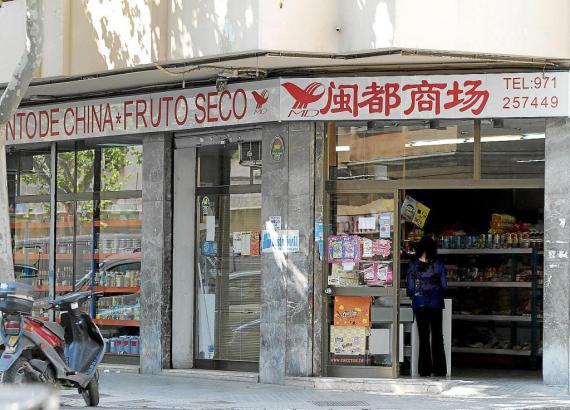China-Shops sind aus kaum einer Stadt mehr wegzudenken. Auch in Palma gibt es sie fast an jeder Ecke.