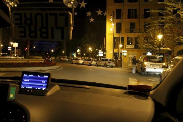 Palmas Taxifahrer leben derzeit vor allem in der Nacht gefährlich. In den vergangenen Tages kam es zu mehrere gewaltsamen Übergr