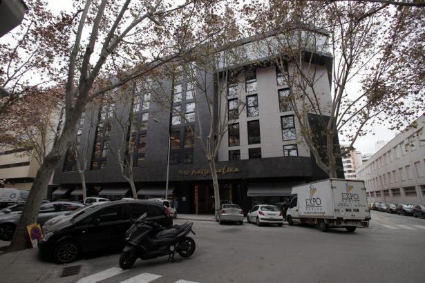 Das neuerbaute Stadthotel Naisa wird seine Pforten im Januar öffnen.