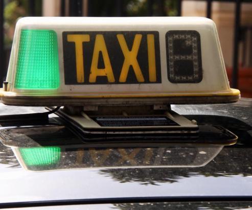 Taxifahrer leben auf Mallorca zunehmend in Angst.