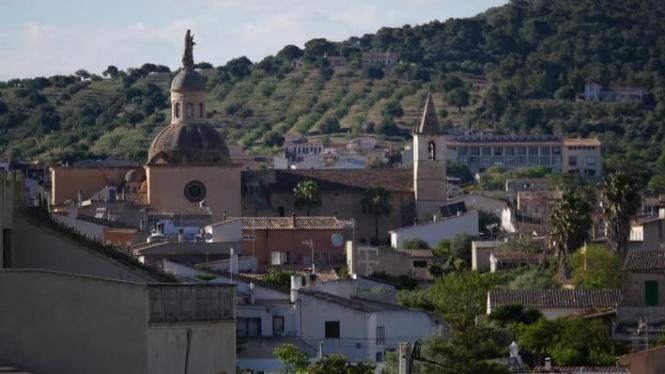 Voilà, Vilafranca de Bonany.