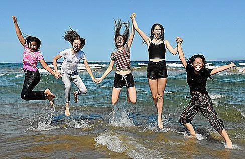 Die Mädchen-WG: Elternfrei in Valencia