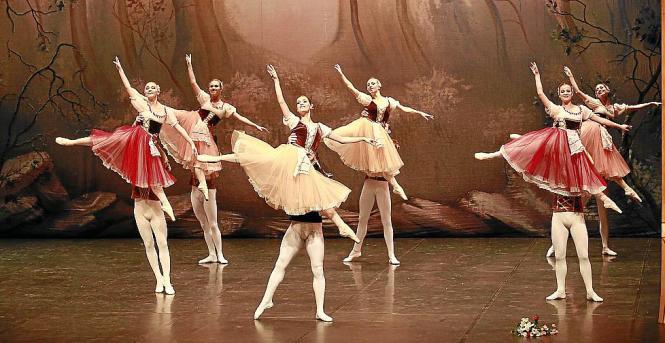 Das Ballet de Moscú zieht Jahr für Jahr die Zuschauer mit Aufführungen in seinen Bann.