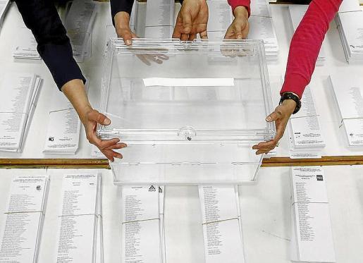 Im kommenden Mai stehen Kommunalwahlen an.