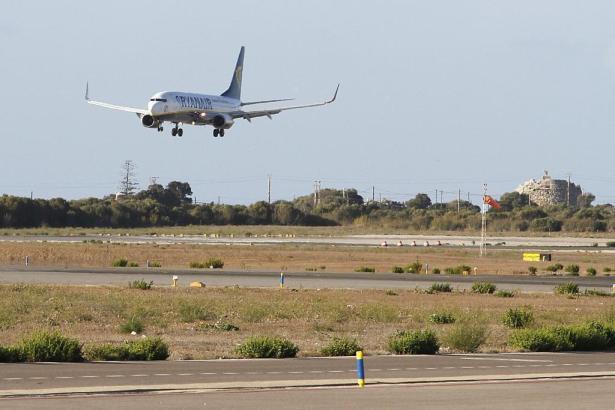 Bleiben doch nicht am Boden: Maschinen der Airline Ryanair.