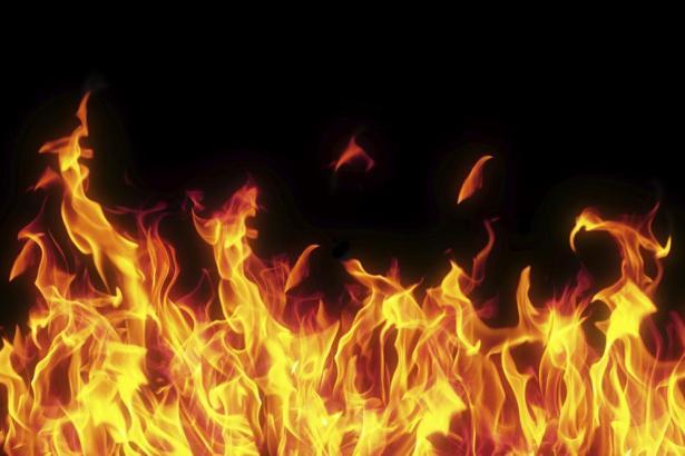 Wenn es brennt, dann wird's gefährlich...