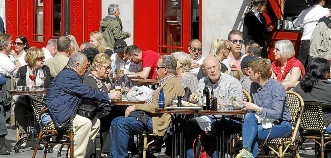 Vor allem in Palma ist die touristische Aktivität in den vergangenen zehn Jahren stark angestiegen.