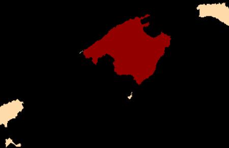 Andere Regionen als die Balearen werden bevorzugt behandelt.