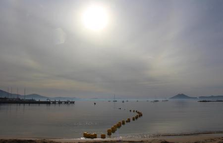 Der Himmel trübt sich ein auf Mallorca.