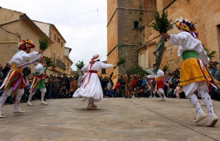 Sant Antoni auf Mallorca