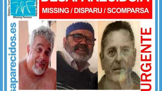 Die verschwundenen Männer.
