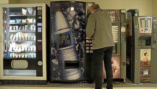 Automaten in städtischen Gebäuden sollen ökologisch nachhaltig werden.