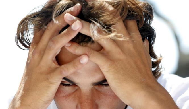 Bittere Niederlage für Mallorcas Tennisstar Rafa Nadal.