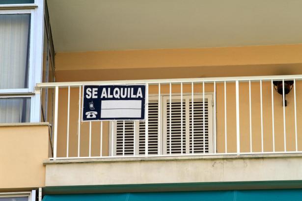 Eine günstige Wohnung zu finden, ist in Palma nicht einfach.