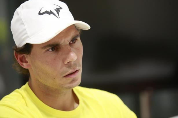 Rafael Nadal will in den Hafen der Ehe einlaufen.