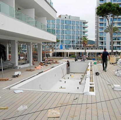 Für die Sanierung von 83 Prozent der Hotelanlagen in Palmanova und Magaluf wurden bereits mehr als 380 Millionen Euro investiert