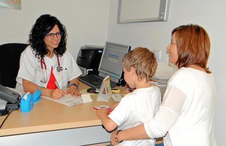 Jede zweite Stelle in der Pädiatrie auf Mallorca ist nicht von einem Kinderarzt besetzt.