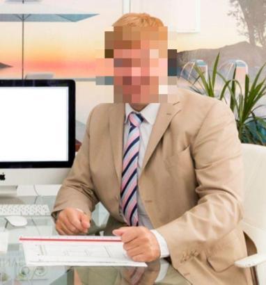 Der Hauptverdächtige im Immobilienbetrugsfall auf Mallorca.