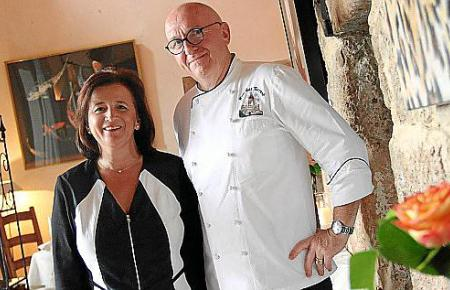 Das Gastronomen-Ehepaar Herta und Peter Himbert hat wieder für seine Gäste geöffnet.