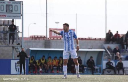 Atlético Baleares gewann das Heimspiel am Sonntag mit 1:0.