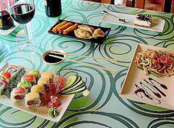 Liebhaber der japanischen Küche sind im Sushi King richtig.